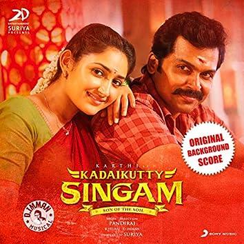 Kadaikutty Singam (Original Background Score)