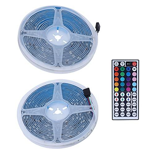 Voluxe Tira flexible de 300 LED SMD5050 Decoración para Dormitorio