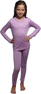 Children Thermal Underwear Set by Outland; Base Layer; Soft Fleece; Top&Leggings