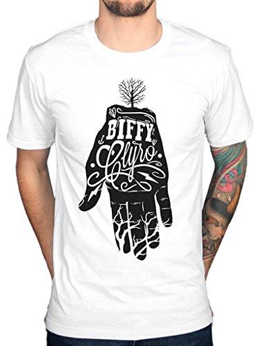 BIFFY CLYRO Dolls Mens T Shirt Backprint Unisex Tee Official Licensed Band Merch