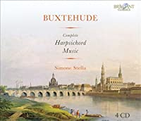 Dietrich Buxtehude Œuvres pour clavecin (Intégrale)