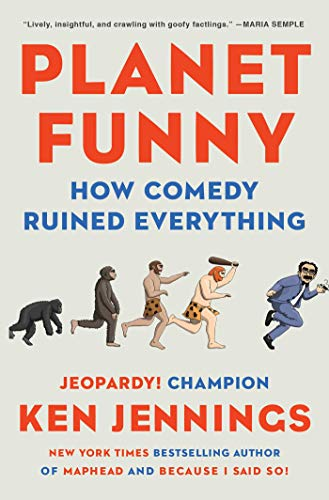 Planet Funny: How Comedy Took Over Our Culture (English Edition)