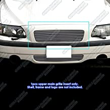 APS Compatible with 2001-2004 Volvo S60 Main Upper Billet Grille Grill Insert V65505A