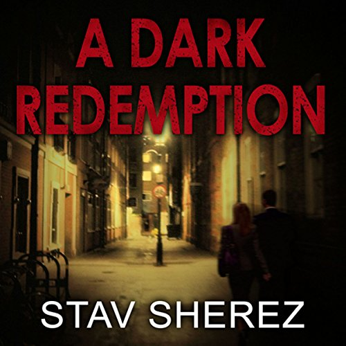 A Dark Redemption audiobook cover art