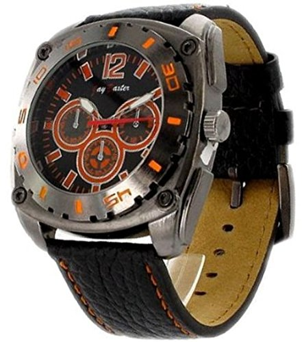 Jay Baxter jb-112-h–Armbanduhr Herren, Lederband