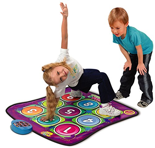 SixBros. Tanzcontest Spielmatte Tanzmatte Musikmatte SLW9715/2210