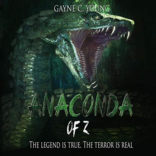 The Anaconda of Z cover art