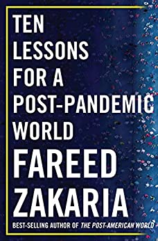 Book's Cover of Ten Lessons for a Post-Pandemic World (English Edition) Versión Kindle