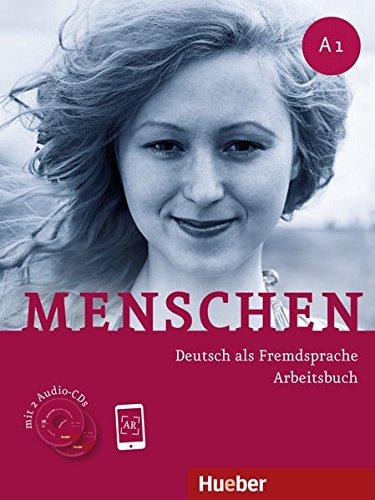 MENSCHEN A1 Ab+CD-Audio (ejerc.): Arbeitsbuch A1 mit Audio-CDs (2)