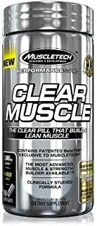 MuscleTech Clear Muscle, 168 Count (Pack of 3) by MUSCLETECH