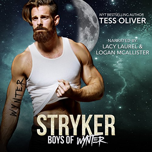 Stryker audiobook cover art