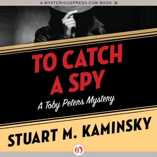 To Catch a Spy audiobook cover art