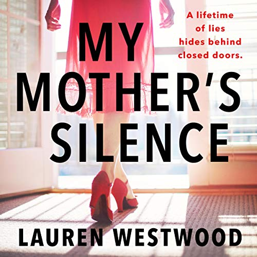 My Mother's Silence audiobook cover art
