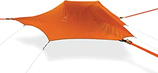 Tentsile Connect 2-Person Tree Tent (Orange): Removable rainfly, durable, portable and completely insect-proof.