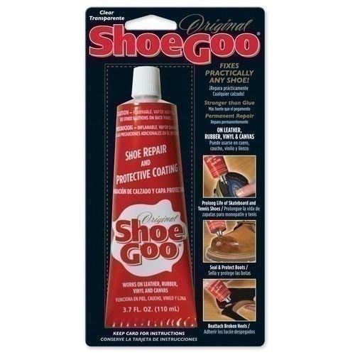 New 3.7oz Shoe Goo Adhesive Glue Vinyl Rubber Leather 0375568
