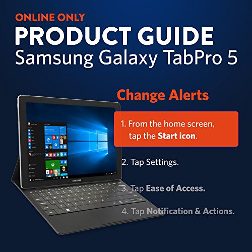 Samsung Galaxy TabPro S How-to Guide (English Edition)