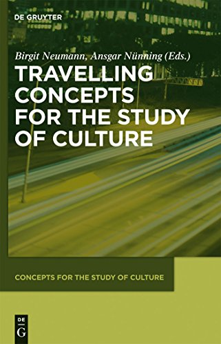 Travelling Concepts for the Study of Culture (Concepts for the Study of Culture (CSC) Book 2) (English Edition)