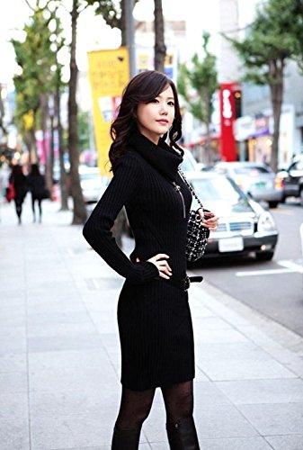 『プールヴー パーティードレス ワンピース ドレス お呼ばれ 女子会 レディース ブラック フリーサイズ』の2枚目の画像