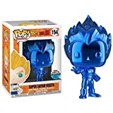 Jokoy Funko Pop Dragonball Z #154 Super Saiyan Vegeta Metalic Limited Edition (Blue) Multicolor