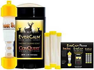 Conquest Scents EverCalm Package (Scents and Smells from Actual Bedding Areas)