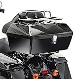 Baul Top Case Missouri 43 l Compatible para Moto Guzzi Nevada 750