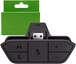 xbox one s controller adapter for headset