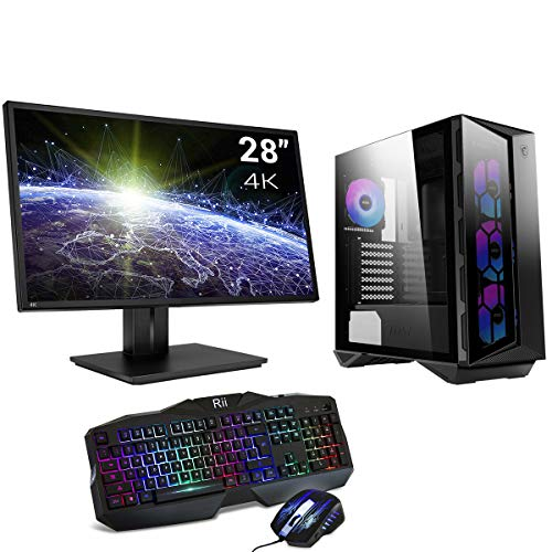 Sedatech Pack PC Pro Gaming Watercooling AMD Ryzen 9 5950X 16x 3.4Ghz, Geforce RTX 3090 24Gb, 64Gb RAM DDR4, 1Tb SSD NVMe 970 EVO, 3Tb HDD, USB 3.1, WiFi, Bluetooth, Monitor 28' 4K, t/r, Win 10