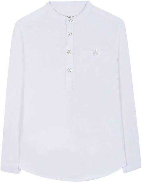 Gocco Camisa Cuello Mao Niños