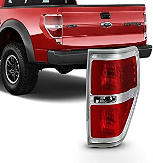 For 2009-2014 Ford F-150 F150 Styleside Pickup Tail Light Brake Lamp Passenger Right Side Replacement