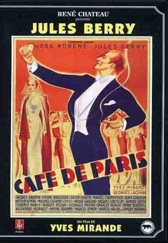 cafe de paris carrefour