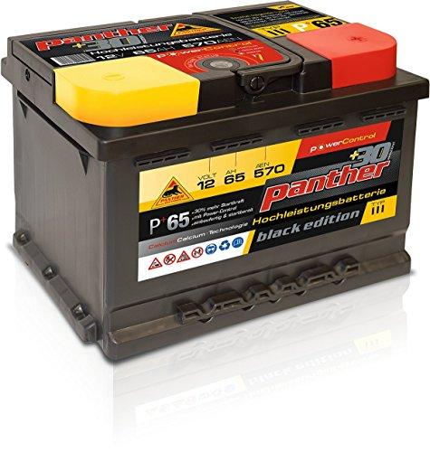 Panther Batterien p+3065 Starterbatterie