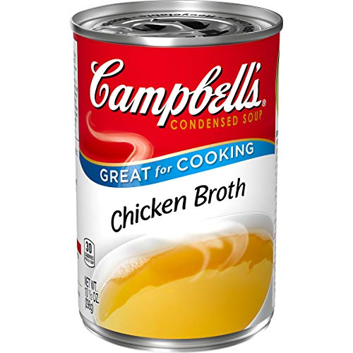 Campbell'sCondensed Chicken Broth, 10.5 oz. Can