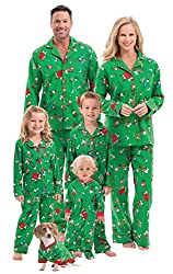 cheap christmas pajamas with feet on amazon - Cheap Family Christmas Pajamas