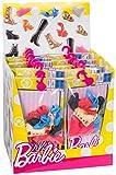 Barbie FCR93, Pack de Zapatos, Multicolor