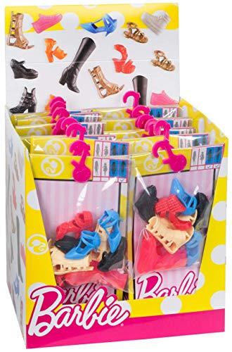 Mattel Scarpette per la Bambola Barbie, FCR93