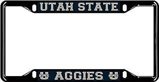 utah state license plate frame