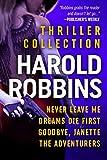 Harold Robbins Thriller Collection (English Edition)