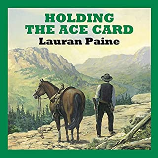 Holding the Ace Card audiobook cover art