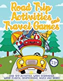 Road Trip Activities and Travel Games for Kids 8-12: Car Trip Activities, Word Scrambles, Word Search, Cryptogram, Mazes, and More to Keep Kids Having Fun in the Car