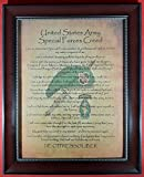 BETTER US Army Special Forces Green Beret...