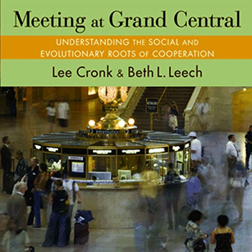 Meeting at Grand Central audiobook cover art