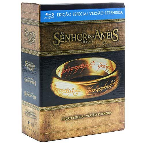 O Senhor dos Anéis - Edição Especial Versão Estendida (Blu-Ray)