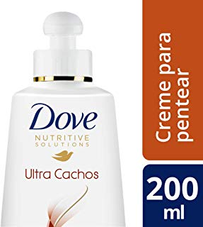 Creme para Pentear 200 ml Ultra Cachos Unit, Dove