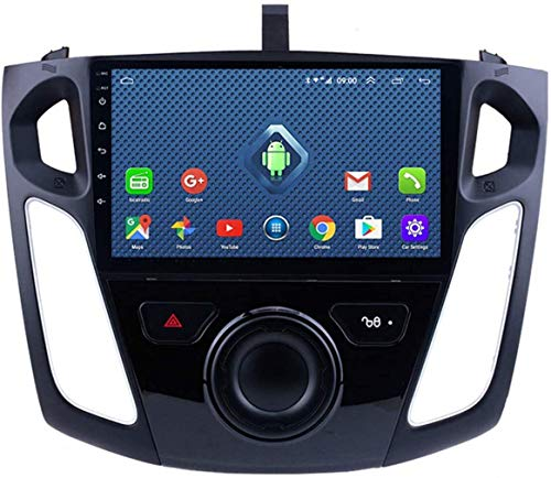 HYDDG Coche Estéreo Radio GPS Sat Nav para KIA Caren 2007-2011, TPMS Dab BT Mirror Link Bluetooth WiFi AUX USB 2.5D Player Player Navegación GPS