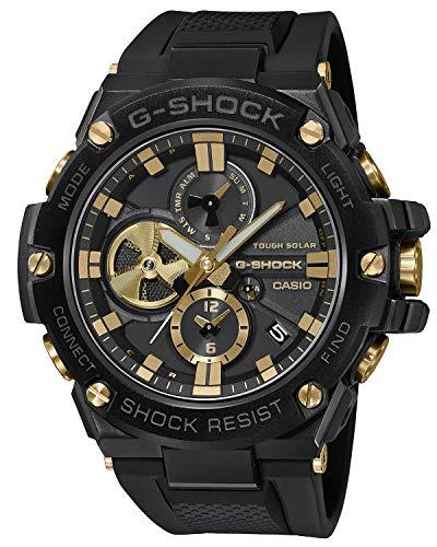 Reloj Casio G-Shock GST-B100GC-1AER - Reloj con Bluetooth Smart, localizador del teléfono,