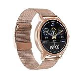 naack smartwatch, Reloj Inteligente Impermeable IP68 Pulsera de...