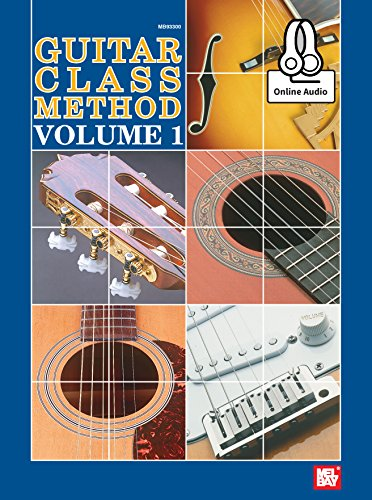 puissant Guitar Class Method Volume 1 (version anglaise)