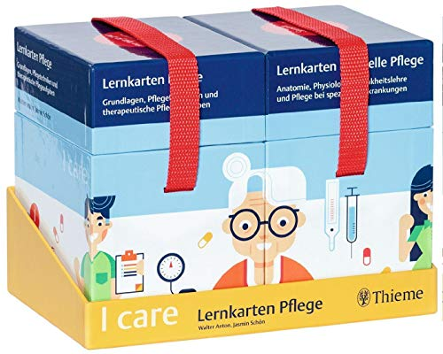 I care Lernkarten...