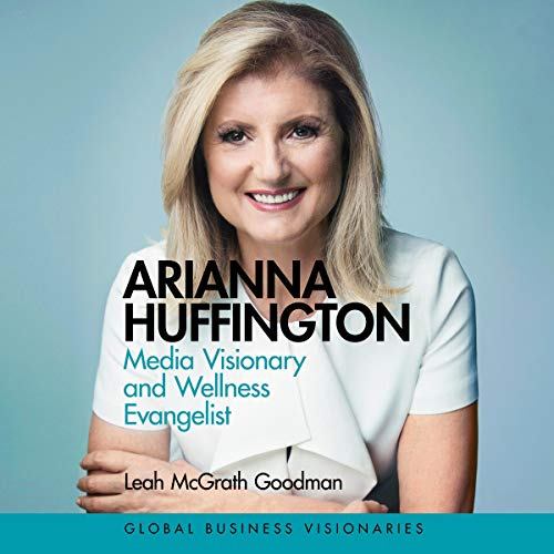 Arianna Huffington audiobook cover art