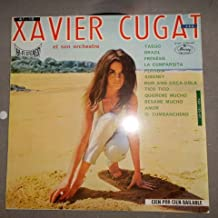 Xavier Cugat Et Son Orchestre Sello: Mercury , 135 908 MDY Formato: Vinyl, LP